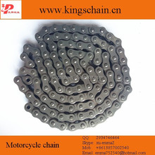 Cheap price natural color 428H-128L motorcycle chain, 428H motor parts