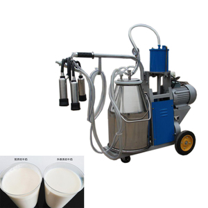 hot sale Cow milking machine used for small dairy plant