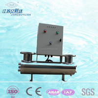 Tank Water UV Treatment Systems sterilize rain water and bore water