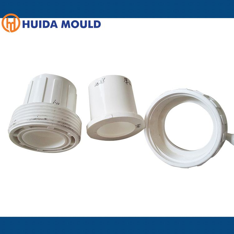 available plastic socket best quality plastic pipe unions mould