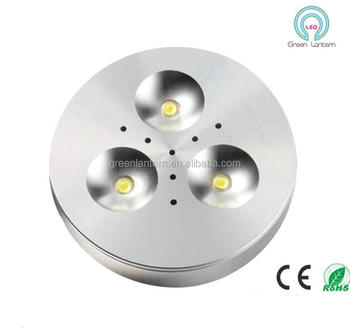 Led puck light 3w 12v ultra thin round led under cabinet light led puck light 3w 12v ultra thin round led under cabinet light kitchen lamp mozeypictures Images