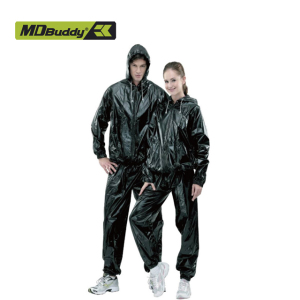 fashion vinyl sauna suit wear