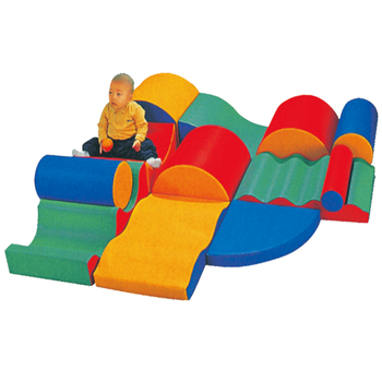 Onwijs Indoor Eco- Vriendelijke Peuter Klimmen Speelgoed Schuim,Kinderen QF-87