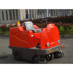 New Promotion Driving Type Leaf Sweeper for Flat Ground