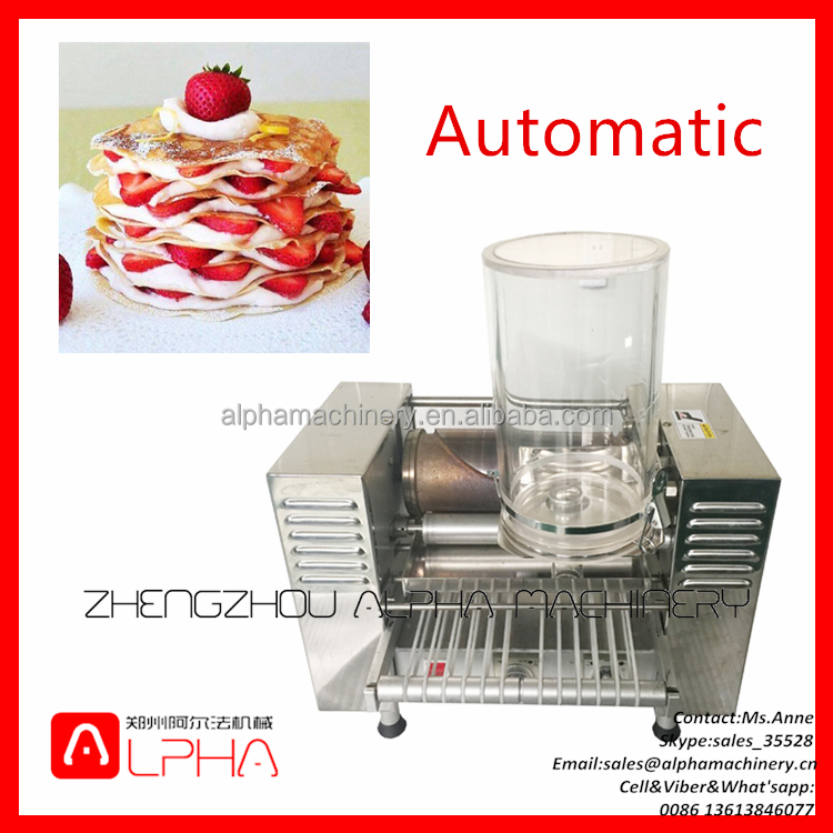 20cm Automatic Birthday Cake Making Machine Price Buy Automatic