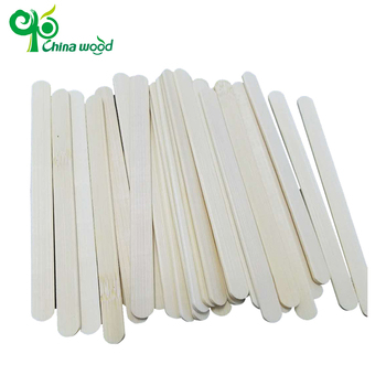China exquisite bamboo ice cream stick