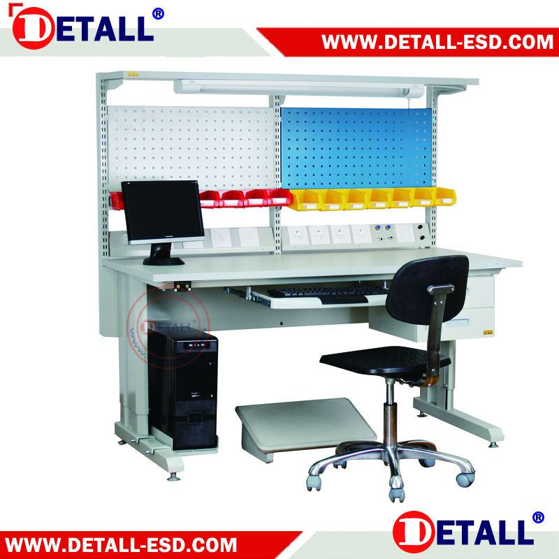 Detall office Electric Adjustable desk for factory