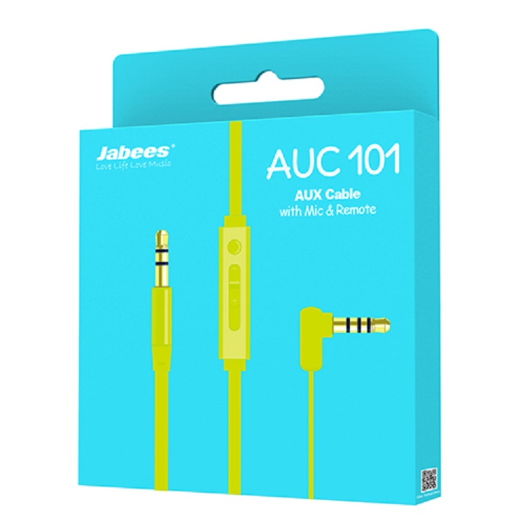 3.5mm Male To Male Audio Stereo Jack Aux Cable For Iphone 7 Usb Car ...