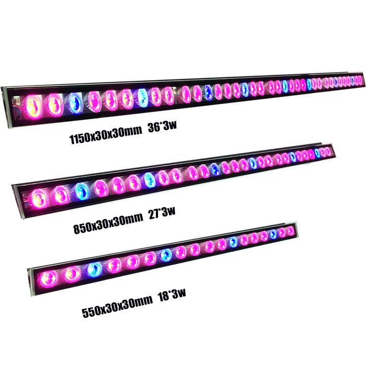 2018 New Waterproof Led Grow Light Bar For Plant Farm And