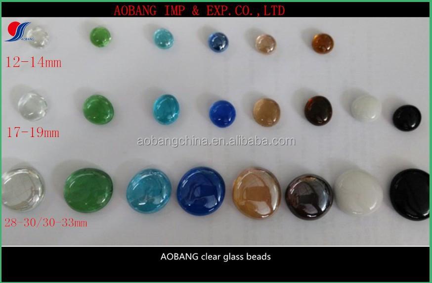 Groothandel Gekleurde Platte Glazen Knikkers Buy Glazen