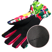 With Customized Printed Logo thinsulate winter gloves touch screen winter gloves sports gloves outdoor