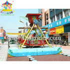 2014 new design outdoor play structures pirate ship