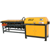 Small type bar bender CNC automatic steel bar bending machine, ZD4-8 stirrup bending machine