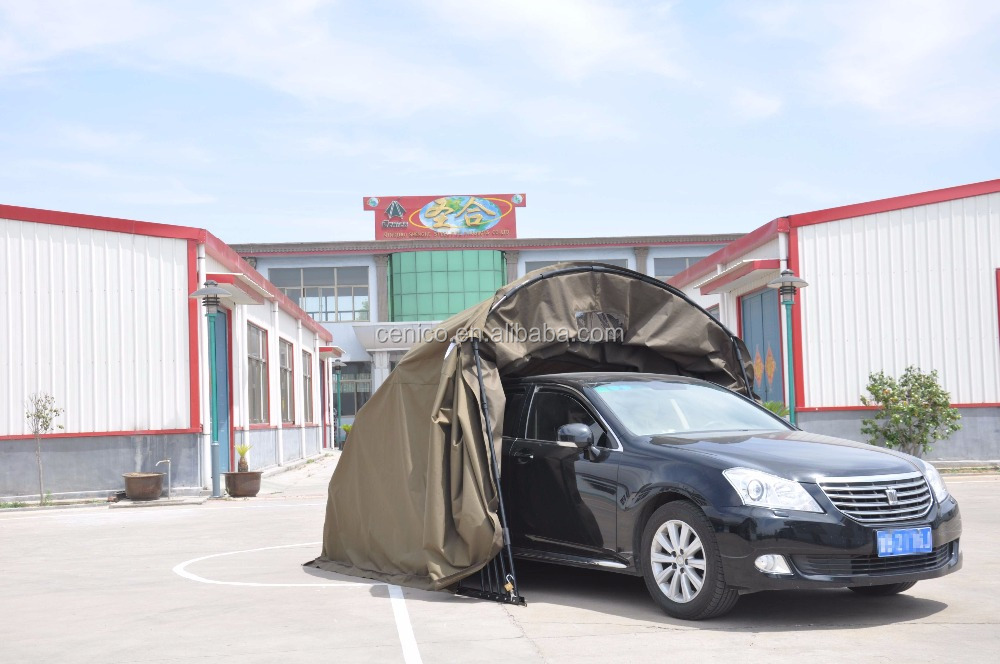 Foldable Car Portable Garage Shelter : Pliable de voiture abri pliage garage
