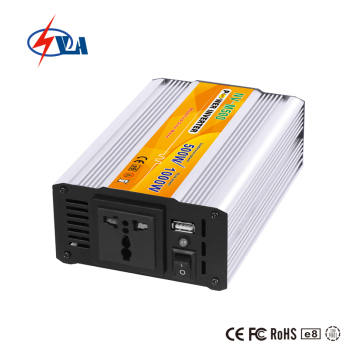 CE ROHS approved 500w off grid modified sine wave solar inverter