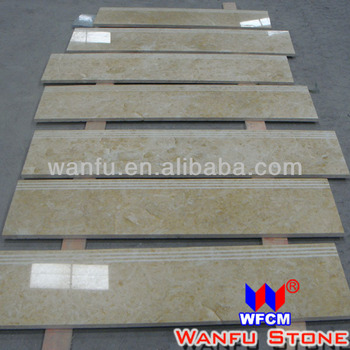 Marble Anti Slip Stone Stair Treads