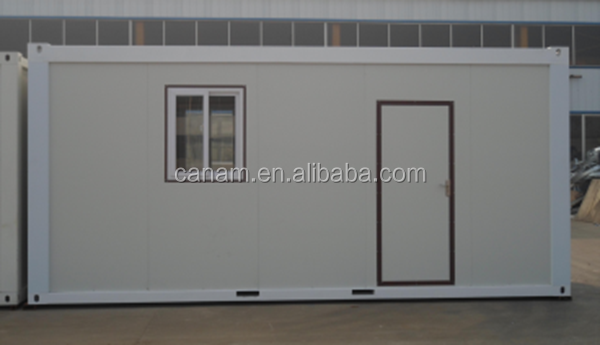 Modern design prefab prefab duplex house for sale