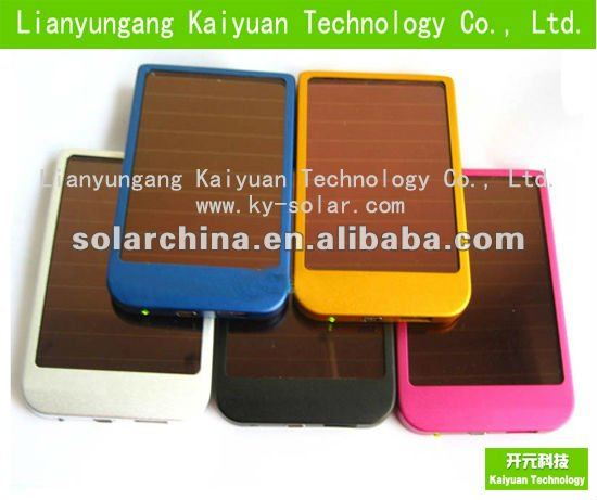 New Arrival Technology for solar mobilephone charger
