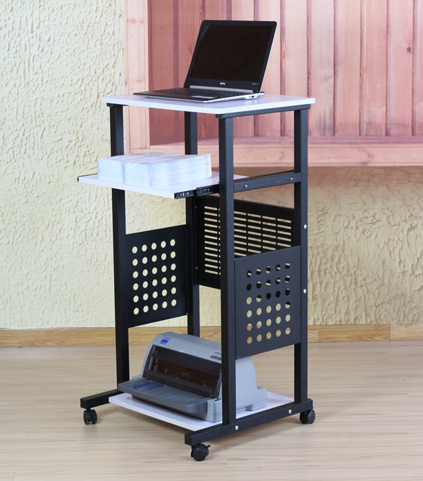 Office Furniture Standing Desk Stand Up Desk For Projector