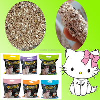 OEM Bentonite cat litter pet products