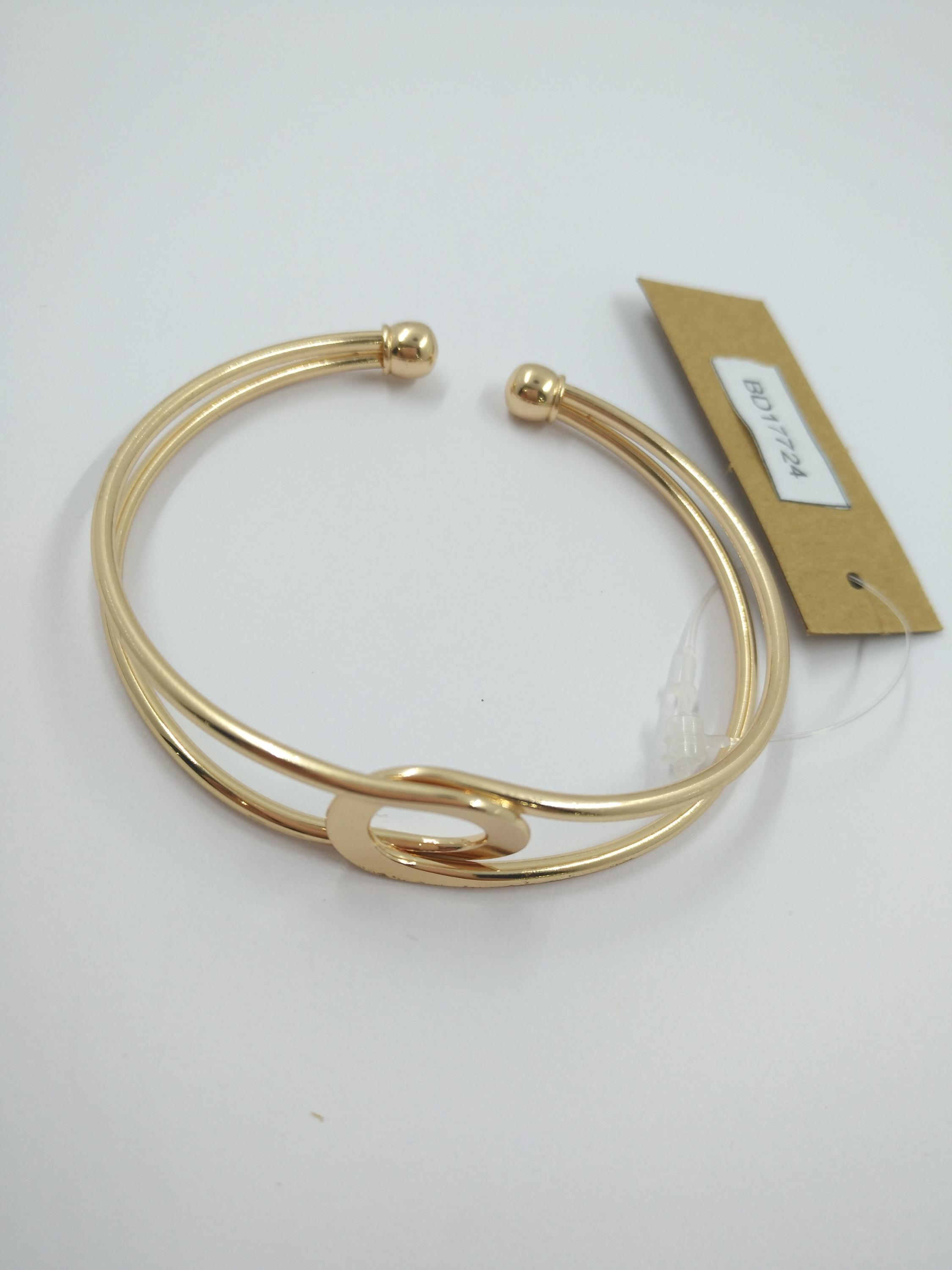 store online stainless women steel bracelet arrival love new gold product plated tt rose with design for on piece stamp