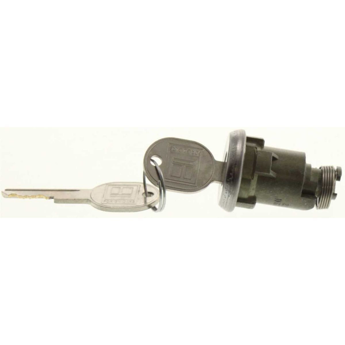 Diften 102-A1624-X01 - New Trunk Lock Chrome Cutlass Chevy Olds Sedan Chevrolet Impala Monte Carlo