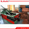 Good price video showing CE certified high quality hydraulic metal scrap bale compressor