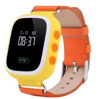 New products Q60 latest gps tracker kids cell mobile phone wrist smart watch