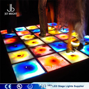 wholesale party rental equipment padding Liquid dance floor p25