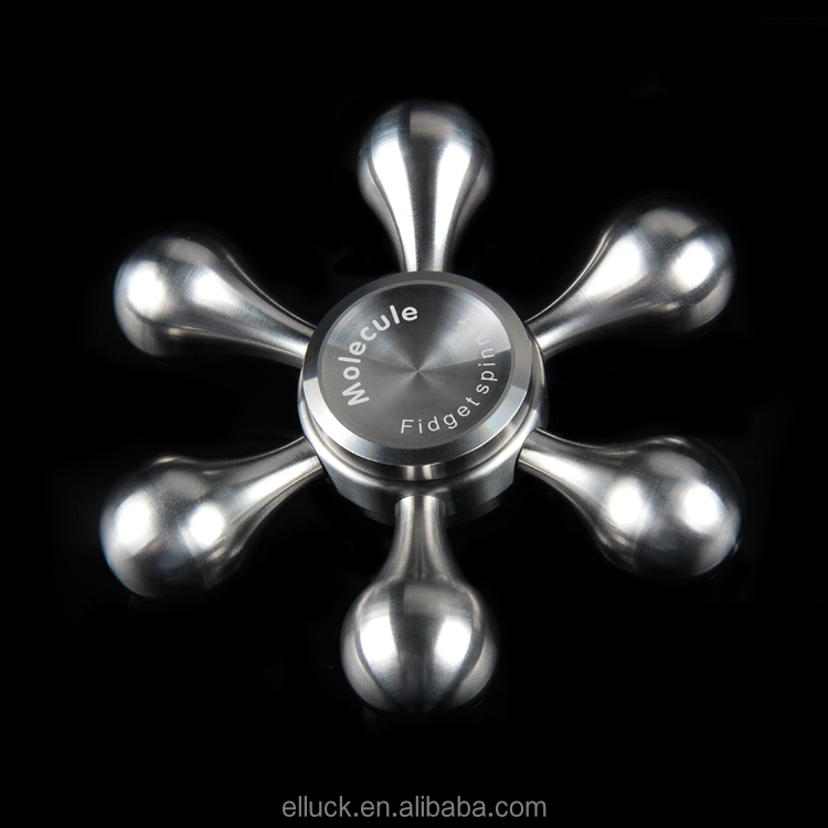 high speed metal ball Hand Spinner Fidget 608 bearing