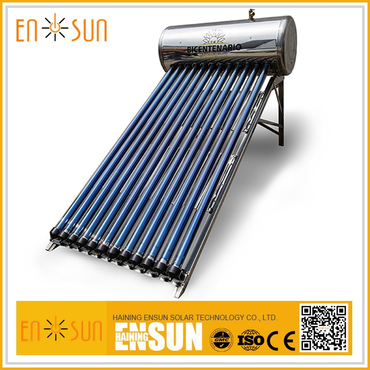 COMPACT NON PRESSURE SOLAR WATER HEATER 100L EGYPT TYPE