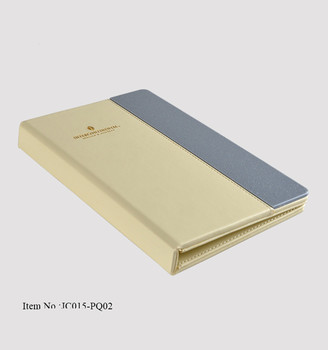 Leather Hotel Room Durable Jiecheng Pq01leather Service Directory Holder -  Buy Service Directory Holder,Hotel Service Guide,Hotel Menu Holder Product