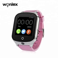 Best 3G touch screen kids smart watch mobile phone gps tracker with camera