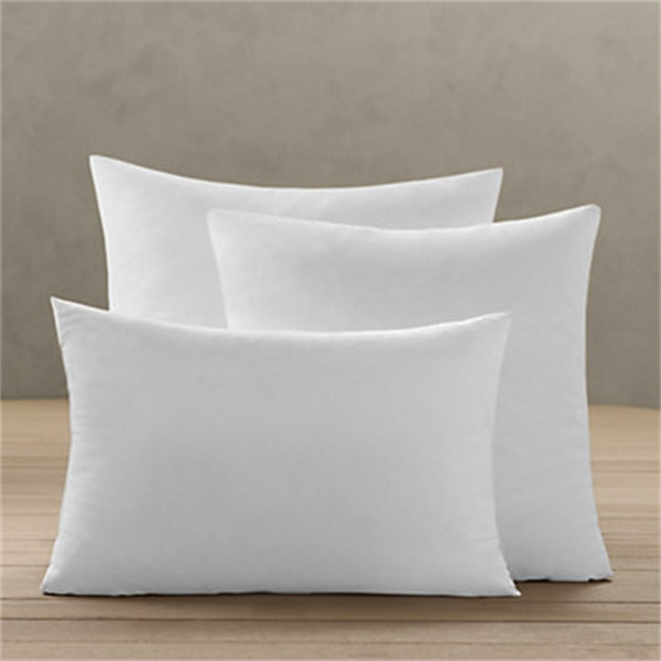 100% Polyester Fiber Hotel White Soft Sleeping Pillow