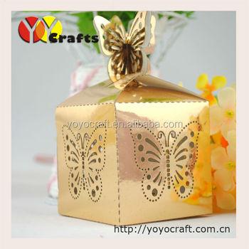 Luxury Wedding Door Gift Box Decoration For Wedding Sweet Box Buy