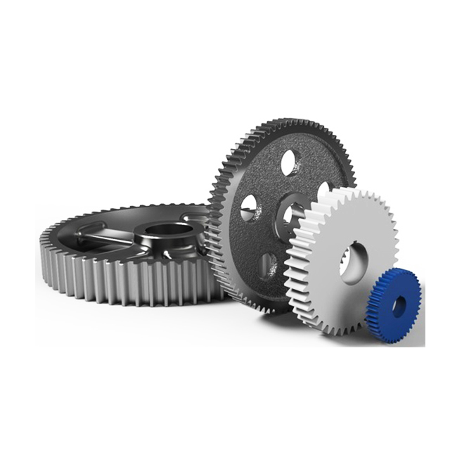 Steel Spur Gear Plastic-type Spur Gear