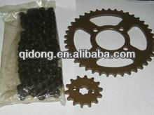 split sprocket for motorcycles