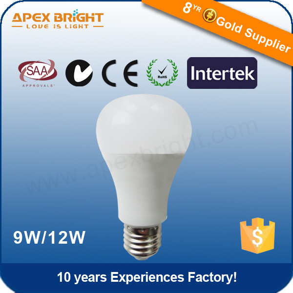 europe energy transformation light bulb 220 degree led bulb