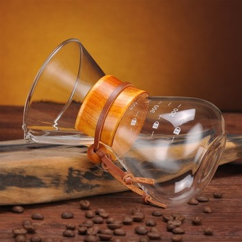 Chemex Manual Coffee Maker : Chemex Classic Wood Collar And Tie 400ml Glass Manual Coffee Maker - Buy Glass Manual Coffee ...