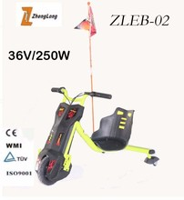 2016 new product three wheel electric scooter for kids