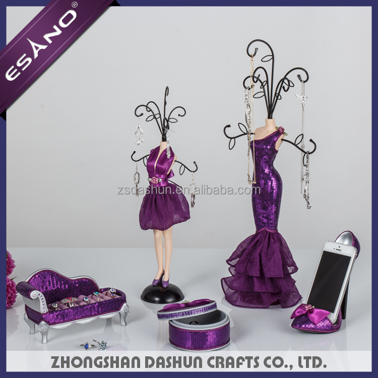 Fashion jewelry sets for ladies gift item