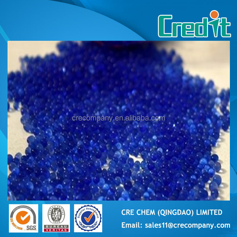 1 - 3mm Air Dryer Silica Gel Desiccant for water absorbing