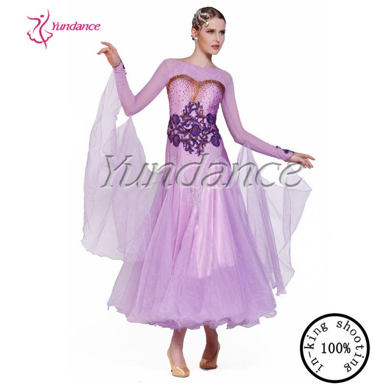 afd9280c6d B-13193 Newest Lady s Ballroom Dress