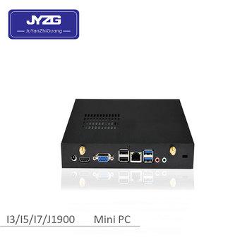 Intel Celeron J1900 Mini Pc 2 0ghz Full Hd 1000m Lan Linux Win 10 Dual Pci  Mini Pc For Digital Signage - Buy Mini Pc,Mini Pc Dual Com,J1900 Mini Pc