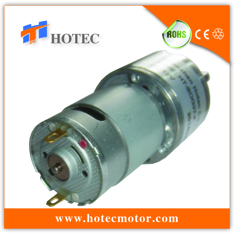 Low power D.C 37mm 100rpm gear motor 24v (encoder available)