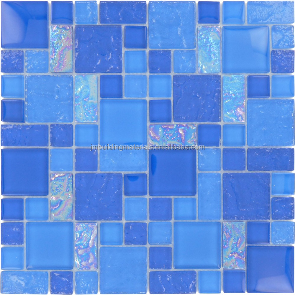 Iridescent Glass Mosaic Tile Wholesale, Glass Mosaic Suppliers - Alibaba