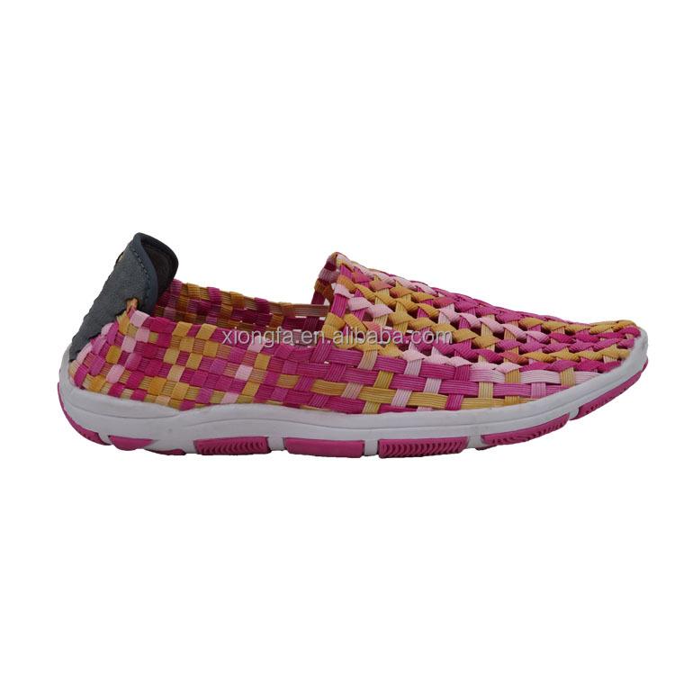 Women Handwoven Outdoor 2018 NIULA CasualShoes Sport 4wg5Iqn
