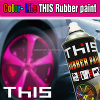 High quality, easy remove liquid rubber paint