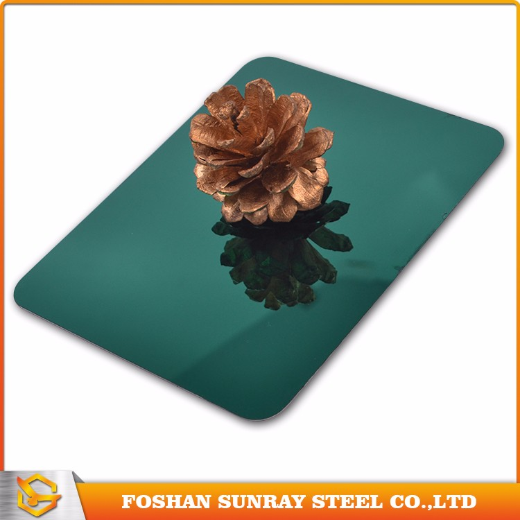 China whole sale decorative platter stainless steel to exports