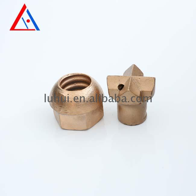 LUHUI civil engineering tools high carbon steel material drill bits